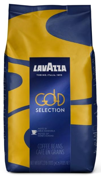 Кофе в зернах Lavazza Gold Selection фото в онлайн-магазине Kofe-Da.ru
