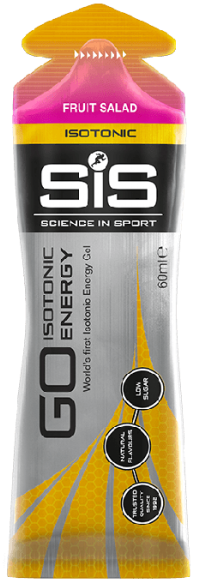 Гель изотонический углеводный SiS GO Isotonic Energy Gels 60 ml Фруктовый салат