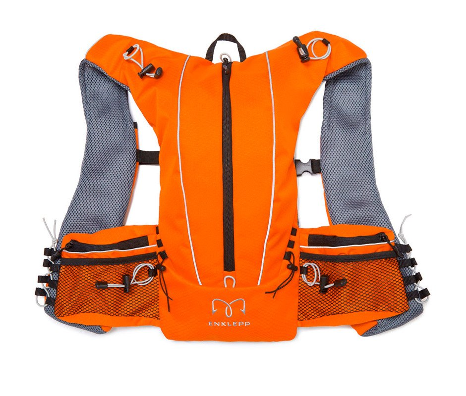 Рюкзак Enklepp U-run Trail Backpack (orange)